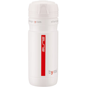 Elite Byasi Transport Bottle 0,5l glossy white